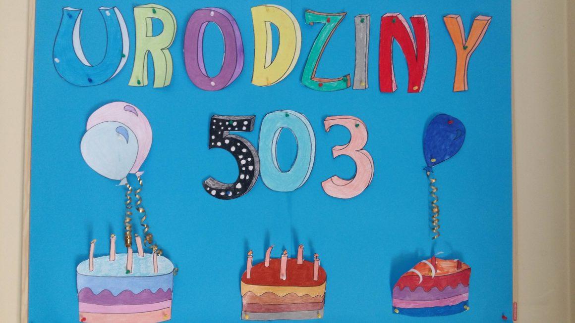 Urodziny503